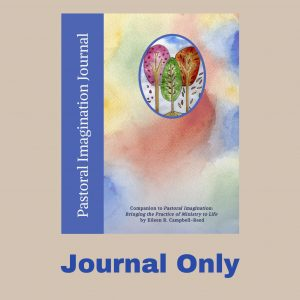 Pastoral imagination journal cover