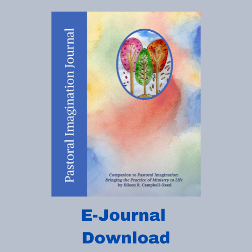 Pastoral Imagination e-Journal cover