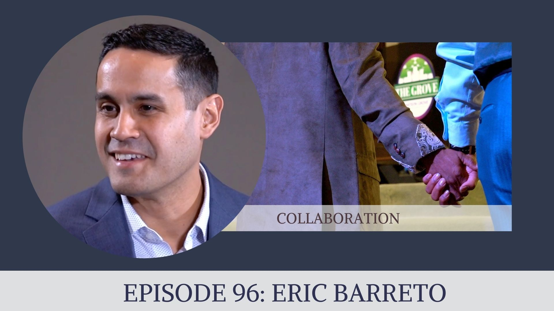 Eric Barreto on Collaboration