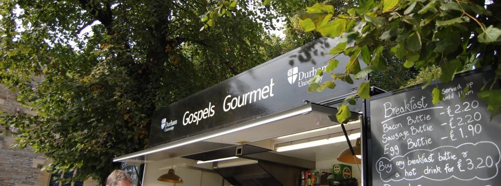 Gospels Gourmet: What Would Jesus Cook?
