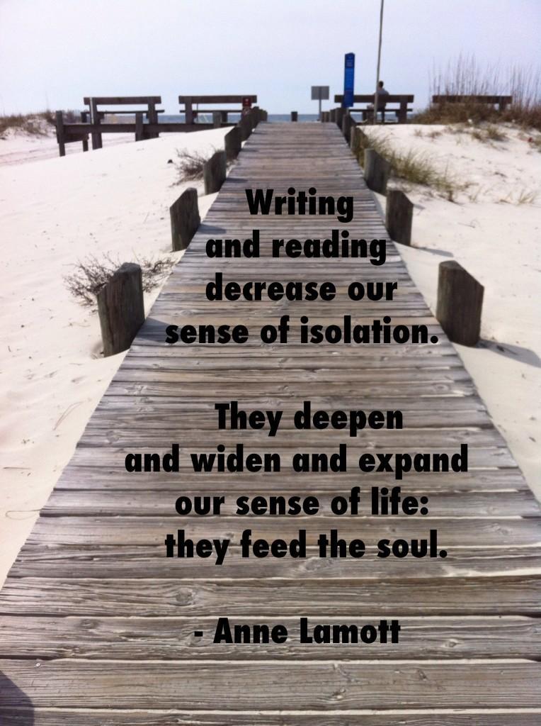 Lamott Writing Reading 1