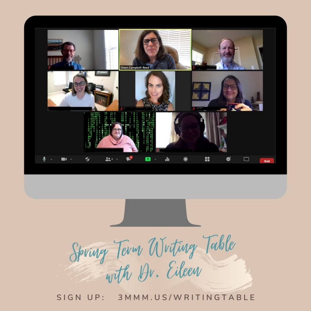 Writing Table - Spring 2021